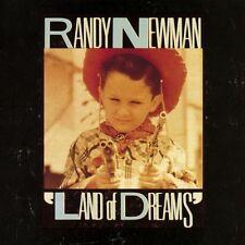 "12"" LP Randy Newman Land Of Dreams (Dixie Flyer, Rojo Bandana) 80`s Reprise"