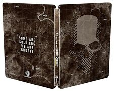 TOM CLANCY'S GHOST Redux incolte LIMITED STEELBOOK METAL CASE * NUOVO * NO GIOCO
