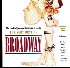 The London Symphony Orchestra / The Very Best Of Broadway CD