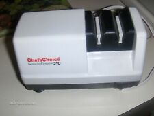 Chef's Choice 310 Electric Knife Sharpener in white Usa