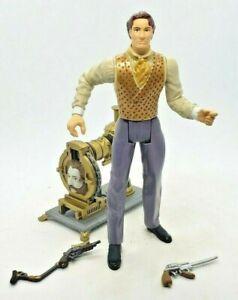 "Wild Wild West Artemus Gordon 5"" Action Figure 99% Complete X-Toys 10213 1999"