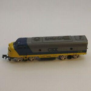 N Scale Bachmann CSX Locomotive Engine 116
