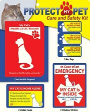 Protect My CAT Health and Safety Kit