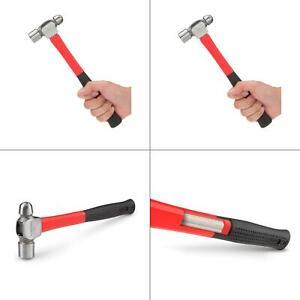 8 oz. ball peen hammer