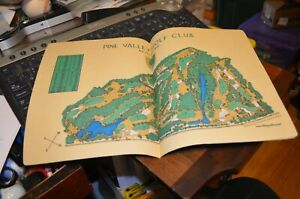 Pine Valley Golf Club Course Layout