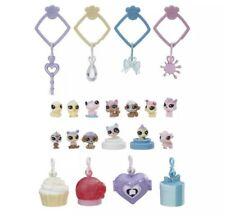 Littlest Pet Shop Frosting Frenzy Series 2 13 Teensies 4 Habitats Special