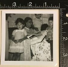 Vintage Photograph Great candid portrait of a camera alert girl 1960s