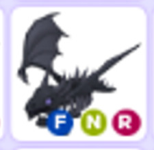 Roblox Adopt Me Shadow NFR