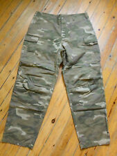 cyprus army shorts pants trousers fatigues woodland multicam camo MTP mens M