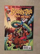 Scooby Doo Where Are You #1 DC 2010
