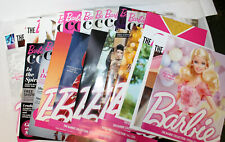 24 Barbie Rare Collector Catalogs 2009-2016 Excellent Condition