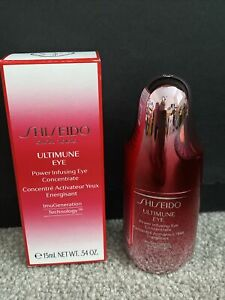 Shiseido Eye Serum Ultimune Eye Power Infusing Concentrate 15ml - New Sealed