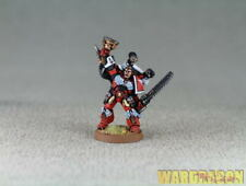 25mm Warhammer 40K WDS painted Blood Angels Brother Corbulo g71
