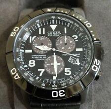 Citizen Eco-Drive Perpetual Calendar Titanium BL5259-08E Chronograph Men's Watch