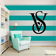 Victoria's secret Vinyl Wall Art quote Home Family Decor Decal Word & Phrase