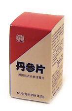 Scarlet (Salvia) Root Extract Tablets : Dan Shen Pien (K151)