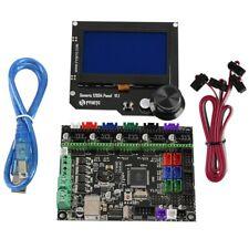 3D Printer Motherboard Kit Mks Gen L+12864 Rgb V1.1 Lcd Display for Cnc Ram Q8O7