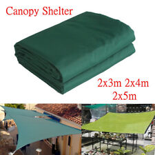 Sun Shade Sail Canopy Tent Outdoor Shelter Patio Garden 3/4/5m Water Us�