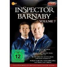 INSPECTOR BARNABY - VOLUME 7 4 DVD NEU
