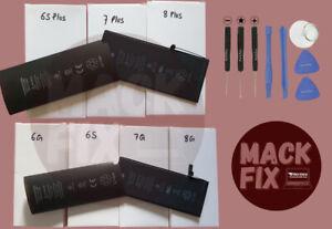 Genuine Original Battery For Apple iPhone 6- 6s- 6s Plus- 7- 7 Plus- 8- 8 Plus