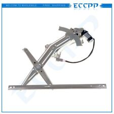 Power Window Regulator With Motor for 1994-04 Ford Mustang Front Passenger Side
