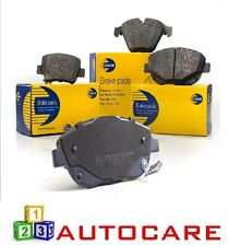 BMW Mini One, Cooper Front & Rear Brake Pads Set By Allied Nippon