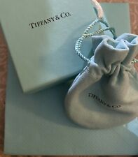 Authentic Tiffany & Co. Gift Bag, Gift Box & Pouch