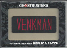 2016 Cryptozoic Ghostbusters Replica Patch Card #H1 Peter Venkman - Bill Murray
