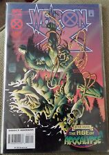 WEAPON X  #3  FIRST PRINT X-MEN DELUXE  APOCALYPSE  Near Mint Bagged and Boarded