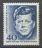 Germany 1964 MNH Mi 453 Sc 901 John F. Kennedy.President of the United States **