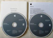 Apple MacBook OS X 10.5 DISCHI di installazione DVD Leopard 2009
