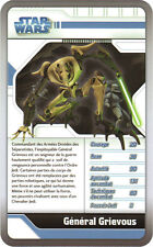 Star Wars - Top Trumps - The Clone Wars - GENERAL GRIEVOUS