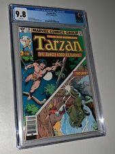 Tarzan #24 CGC 9.8