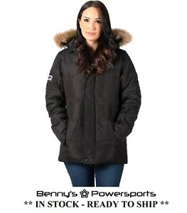 FXR Women's Sage Jacket Coat Casual Winter Snow Insulated Warm S M L XL