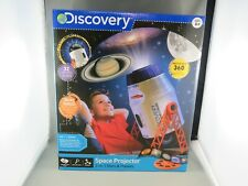 NEW Discovery Kids 2-in-1 Stars & Planet Space Projector
