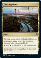 Thriving Moor M/NM English Jumpstart Unplayed Magic the Gathering, RARE_MTG