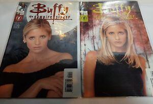 Buffy The Vampire Slayer Comics #39 to #42  Dark Horse  Joss Whedon