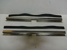MG MIDGET & AUSTIN HEALEY WINDOW LOWER CHANNEL STAINLESS PART NUMBER AHA7042