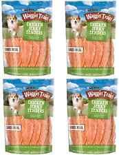 Waggin Train 100% REAL Chicken Jerky Tenders Dog Treats Wagon Fresh 4 x 36 oz