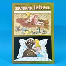 DDR Neues Leben 12/1989 Kläden Chris de Burgh Ulla Meinecke Rainhard Fendrich W