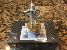 Wizard of Oz Bejeweled Collection Dept 56 Tin Man Hinged Trinket Box