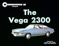 1970 Chevrolet Vega 2300 Dealer Promo - Film in MP4 Format
