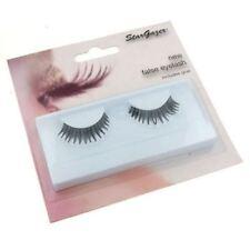 Stargazer False Feather Eyelashes #39 Black and White Beads