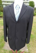 4a5dea02ebaa Ted Baker Black Elevated Stretch 2 piece suit C 38 Short W 32 L 30