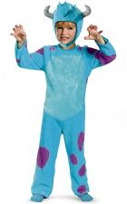 Disney Monsters University U SULLEY Costume Size 4-6 New Large Childs