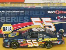 1/24 Michael Waltrip #55 NAPA 2006 Preferred Series Team Caliber Car