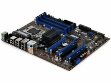 MSI X58 Pro-E, LGA 1366/Socket B, Intel Motherboard