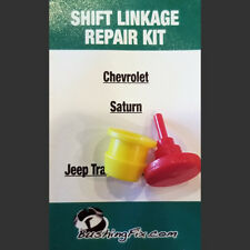 Jeep Liberty 4x4 Transfer Case Shifter Cable Repair Kit w/ bushing Easy Install