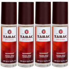 Tabac Original Deo 4 x 100 ml Deodorant Natural Spray for man
