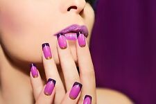 BEAUTY SALON POSTER   A4 260 GSM POSTER PRINT/NAILS